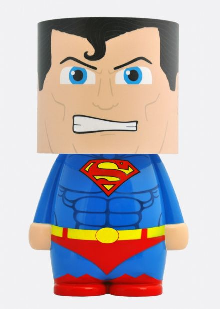 DC Comics Superman Look-Alite